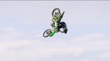 Monster Energy TV Spot, 'World's First Alley-Oop on a Quarter Pipe' Featuring Axell Hodges - Thumbnail 6