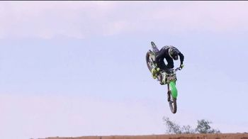 Monster Energy TV Spot, 'World's First Alley-Oop on a Quarter Pipe' Featuring Axell Hodges - Thumbnail 7