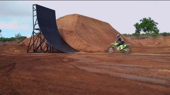 Monster Energy TV Spot, 'World's First Alley-Oop on a Quarter Pipe' Featuring Axell Hodges - Thumbnail 8