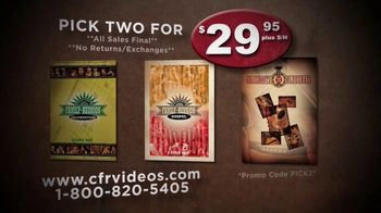 Country's Family Reunion TV Spot, 'Two Times as Good' Featuring Larry Black - Thumbnail 2