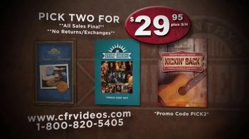 Country's Family Reunion TV Spot, 'Two Times as Good' Featuring Larry Black - Thumbnail 3