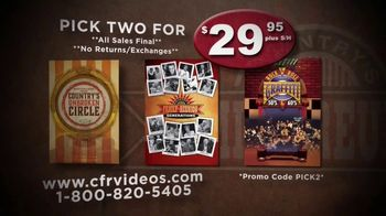 Country's Family Reunion TV Spot, 'Two Times as Good' Featuring Larry Black - Thumbnail 4