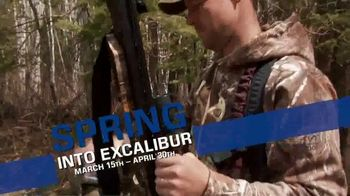 Excalibur Crossbow Spring Into Excalibur TV Spot, 'New Spring Promotion' - Thumbnail 4