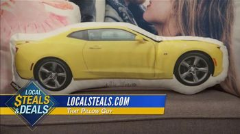 Local Steals & Deals TV Spot, 'La Soula, Aqua Vault & That Pillow Guy' Featuring Lisa Robertson - 1 commercial airings