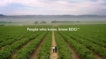 BDO Accountants and Consultants TV Spot, 'Vineyard' - Thumbnail 10