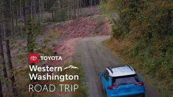 2020 Toyota RAV4 TV Spot, 'Western Washington Road Trip: Chelsea Farms' Ft. Danielle Demski [T2] - Thumbnail 3