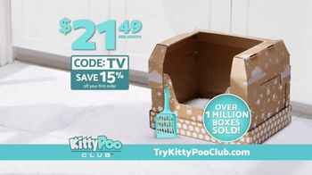 Kitty Poo Club TV Spot, 'The Litter Box Reinvented' - Thumbnail 10