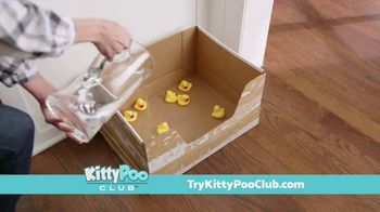 Kitty Poo Club TV Spot, 'The Litter Box Reinvented' - Thumbnail 5