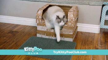 Kitty Poo Club TV Spot, 'The Litter Box Reinvented' - Thumbnail 8