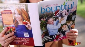 California Bountiful TV Spot, 'Celebrate California Lifestyle' - Thumbnail 1