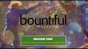 California Bountiful TV Spot, 'Celebrate California Lifestyle' - Thumbnail 10