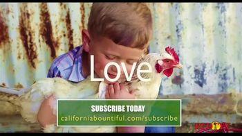 California Bountiful TV Spot, 'Celebrate California Lifestyle' - Thumbnail 7