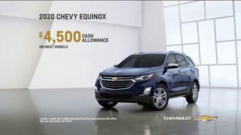 2020 Chevrolet Equinox TV Spot, 'Keeping Kids Safe' [T2] - Thumbnail 7
