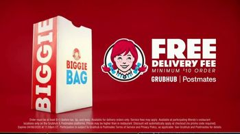 Wendy's Biggie Bag TV Spot, 'Drive-Thru and Delivery' - Thumbnail 10