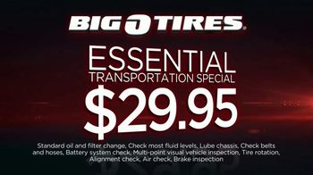 Big O Tires $29.95 Essential Transportation Special  TV Spot, 'Following CDC Guidelines' - Thumbnail 6