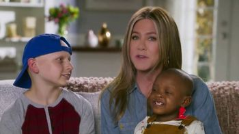 St. Jude Children's Research Hospital TV Spot, 'Research' Featuring Jennifer Aniston, Marlo Thomas - Thumbnail 3