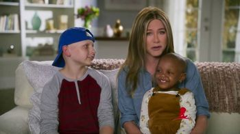 St. Jude Children's Research Hospital TV Spot, 'Research' Featuring Jennifer Aniston, Marlo Thomas - 517 commercial airings