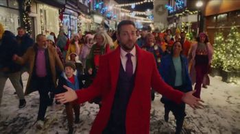 TJX Companies TV Spot, \'Holidays: Follow Me\' Featuring Zachary Levi