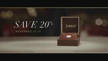 Jared Semi-Annual Sale TV Spot, 'A Gift That Says It All' - Thumbnail 8