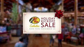 Bass Pro Shops Holiday Kickoff Sale TV Spot, 'Wish List: Henleys, Turkey Fryer and Dehydrator' - Thumbnail 6