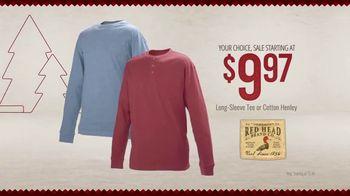 Bass Pro Shops Holiday Kickoff Sale TV Spot, 'Wish List: Henleys, Turkey Fryer and Dehydrator' - Thumbnail 7