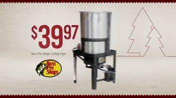 Bass Pro Shops Holiday Kickoff Sale TV Spot, 'Wish List: Henleys, Turkey Fryer and Dehydrator' - Thumbnail 8