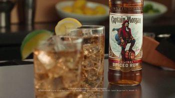 Captain Morgan TV Spot, 'Captain & Ginger' - Thumbnail 5