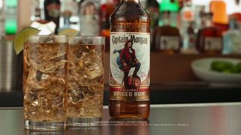 Captain Morgan TV Spot, \'Captain & Ginger\'