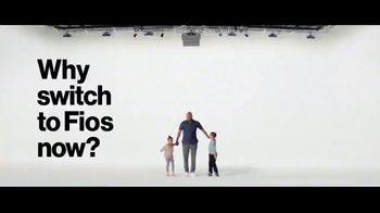 Fios by Verizon TV Spot, 'Luis + $200 VISA Prepaid Card' - Thumbnail 1