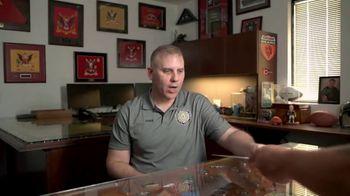 NFL TV Spot, 'Salute to Service: Letters Pt. 2' Featuring Justin Tuck, Tarik Cohen & Shaquem Griffin - Thumbnail 3