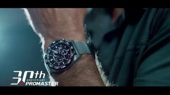 Citizen Watch Promaster TV Spot, 'Go Beyond: Rain Forest ' - Thumbnail 9