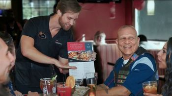 Applebee's TV Spot, 'Serving Our Neighborhood Heroes' Song by Toby Keith