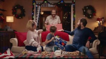 Nerf TV Spot, 'Holiday Gifts'