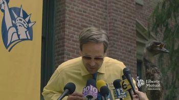 Liberty Mutual TV Spot, 'Press Conference'