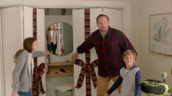 The Home Depot TV Spot, 'Holidays: Ryobi Combo Kit' - Thumbnail 4