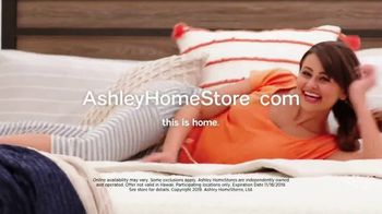 Ashley HomeStore Black Friday Mattress Sale TV Spot, 'Going on Now: Adjustable Sets' Song by Midnight Riot - Thumbnail 8