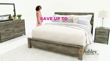 Ashley HomeStore Black Friday Mattress Sale TV Spot, 'Going on Now: Adjustable Sets' Song by Midnight Riot - Thumbnail 2
