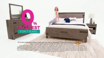 Ashley HomeStore Black Friday Mattress Sale TV Spot, 'Going on Now: Adjustable Sets' Song by Midnight Riot - Thumbnail 5
