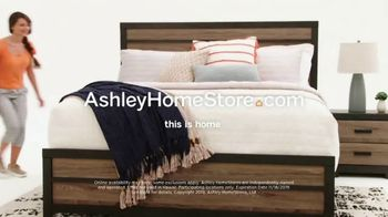 Ashley HomeStore Black Friday Mattress Sale TV Spot, 'Going on Now: Adjustable Sets' Song by Midnight Riot - Thumbnail 7