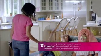 COSENTYX (Psoriasis) TV Spot, 'People Would Stare' Featuring Cyndi Lauper