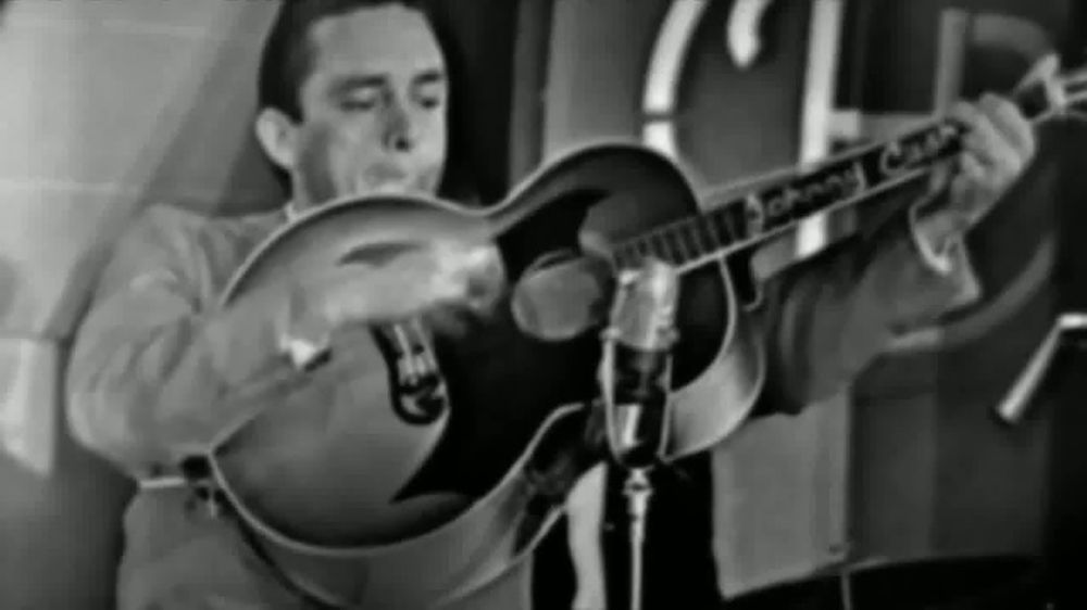 YouTube Originals TV Commercial, 'The Gift: The Journey of Johnny Cash'