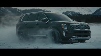 2020 Kia Telluride TV Spot, 'AWD With Snow Mode' [T1]