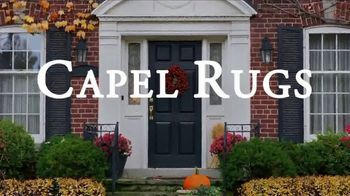 Capel Rugs TV Spot, 'Company's Coming: Up to 50 Percent Off' - Thumbnail 1