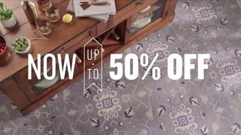 Capel Rugs TV Spot, 'Company's Coming: Up to 50 Percent Off' - Thumbnail 4