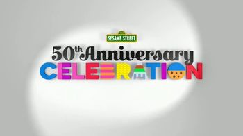 HBO TV Spot, 'Sesame Street 50th Anniversary Celebration' - Thumbnail 7