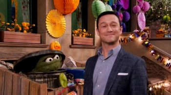 HBO TV Spot, 'Sesame Street 50th Anniversary Celebration' Feat. Joseph Gordon Levitt