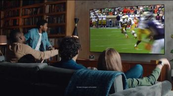 Samsung Smart TV Black Friday TV Spot, 'QLED: Football or Nothing'