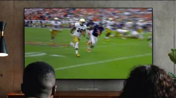 Samsung Smart TV Black Friday TV Spot, 'QLED: Football or Nothing' - Thumbnail 2
