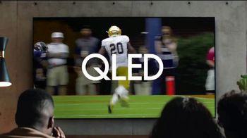 Samsung Smart TV Black Friday TV Spot, 'QLED: Football or Nothing' - Thumbnail 8