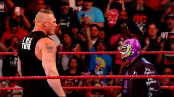 WWE Network TV Spot, \'Survivor Series: Brock Lesnar vs. Rey Mysterio\'